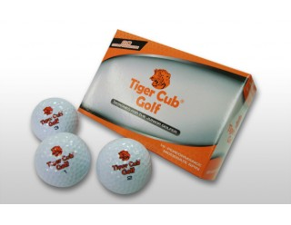 Tiger Cub Golf Ball
