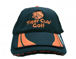 Tiger Cub Tour Golf Caps